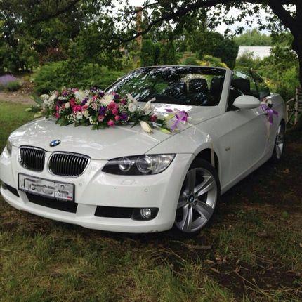 Аренда авто BMW e93 кабриолет, цена за 1 час