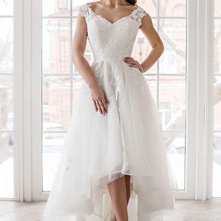 Свадебное платье Ребекка