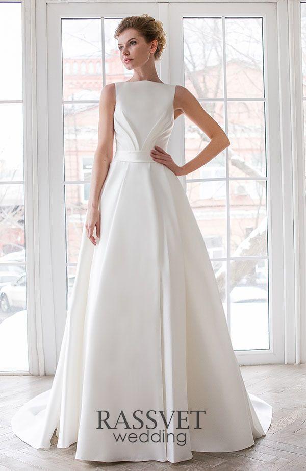 """Свадебное платье """"Тринити"""""""