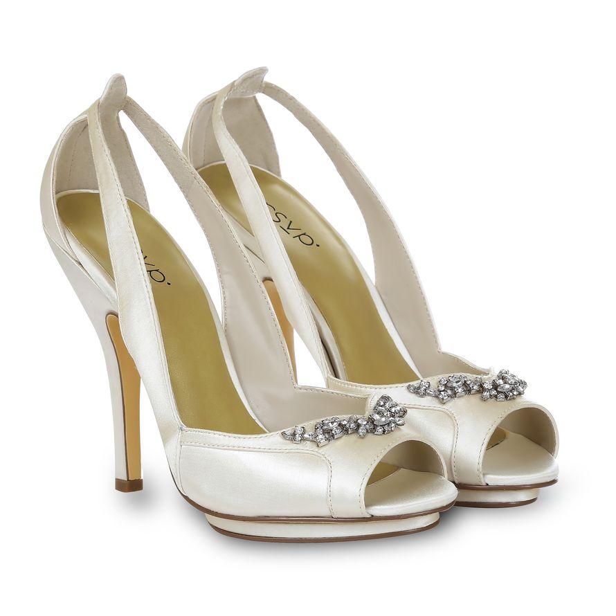 Фото 11376738 в коллекции Свадебные туфли, свадебные босоножки - Магазин обуви For Bride