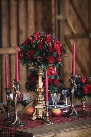 "Фото 16606592 в коллекции Love Story Ани и Антона ""Загадочная Шотландия"" - Мастерская флористики и декора Blooming Twig"