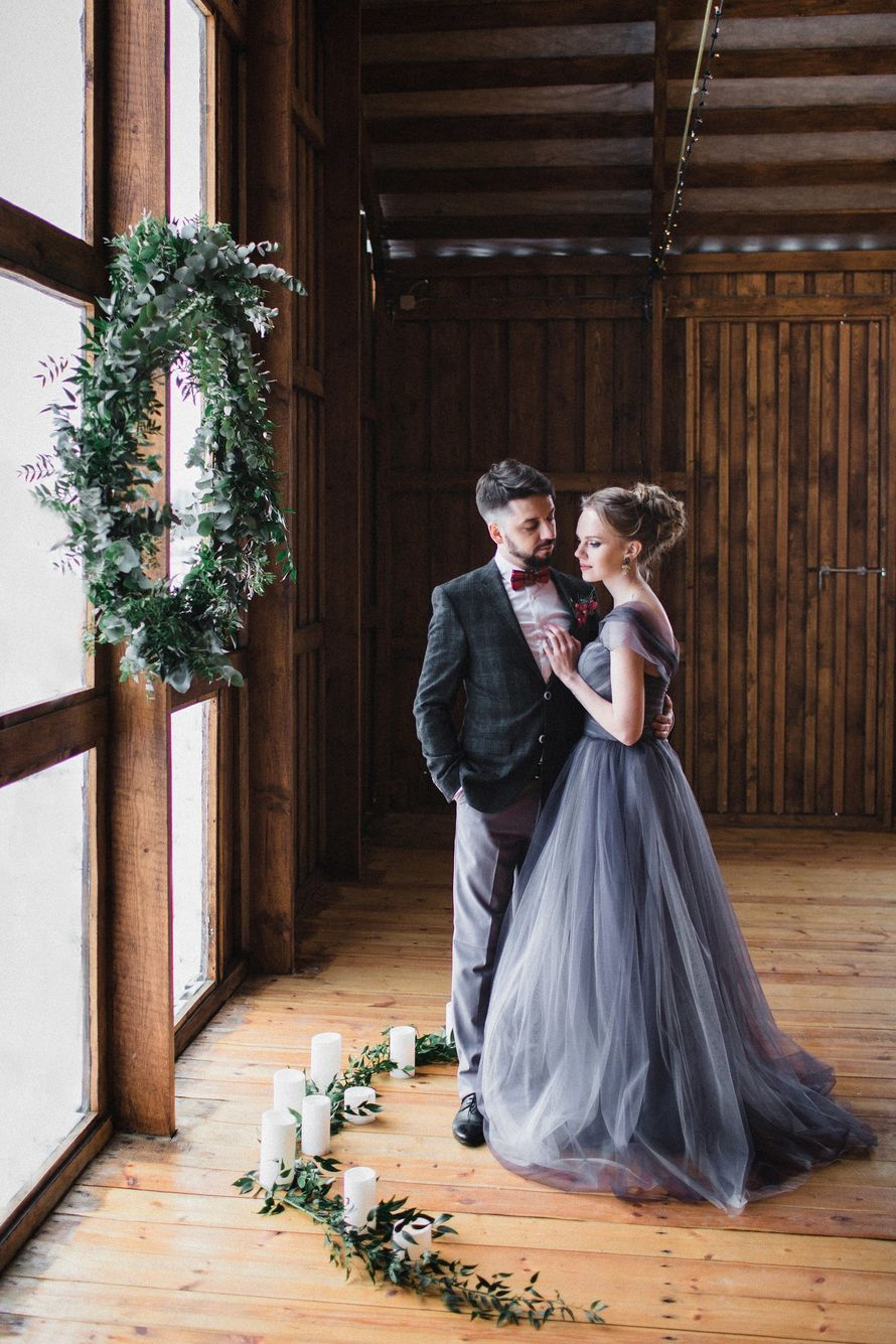 "Фото 16606646 в коллекции Love Story Ани и Антона ""Загадочная Шотландия"" - Мастерская флористики и декора Blooming Twig"