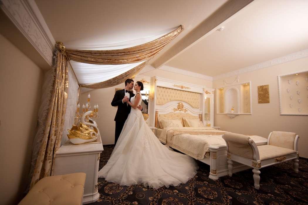 Отель для фотосессии свадьбы черные