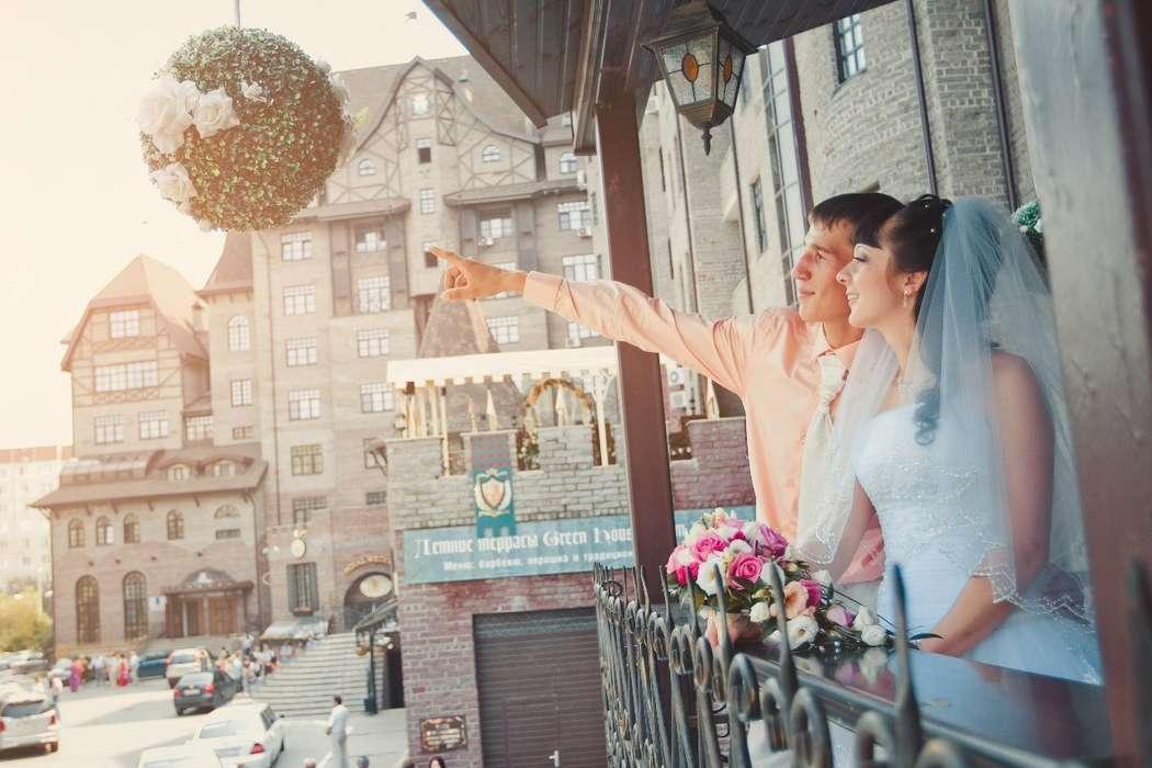 """Фото 12153486 в коллекции Свадьба Романа и Миранды - """"Green house"""" - бутик-отель"""