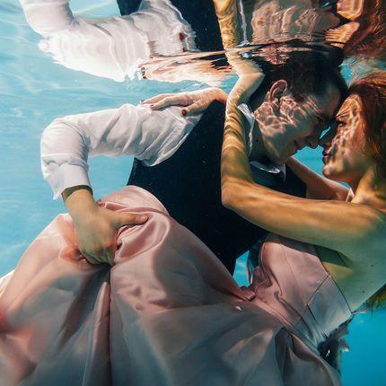Подводная Love story, 1,5 часа
