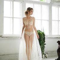 Boudoir dress Pure lace bage|NEGLIGE DRESS
