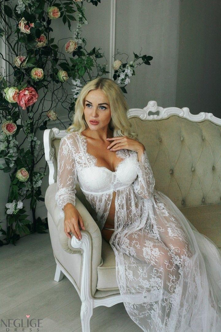 невеста в неглиже фото