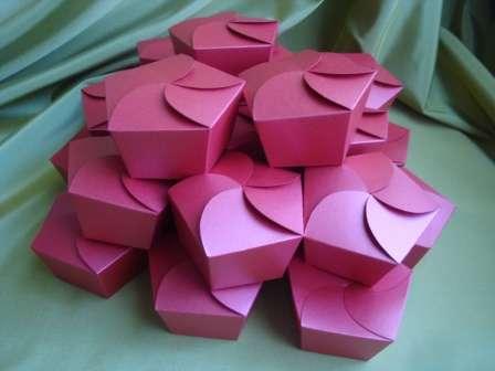Цвета любые. - фото 510337 Свадебные бонбоньерки в Краснодаре