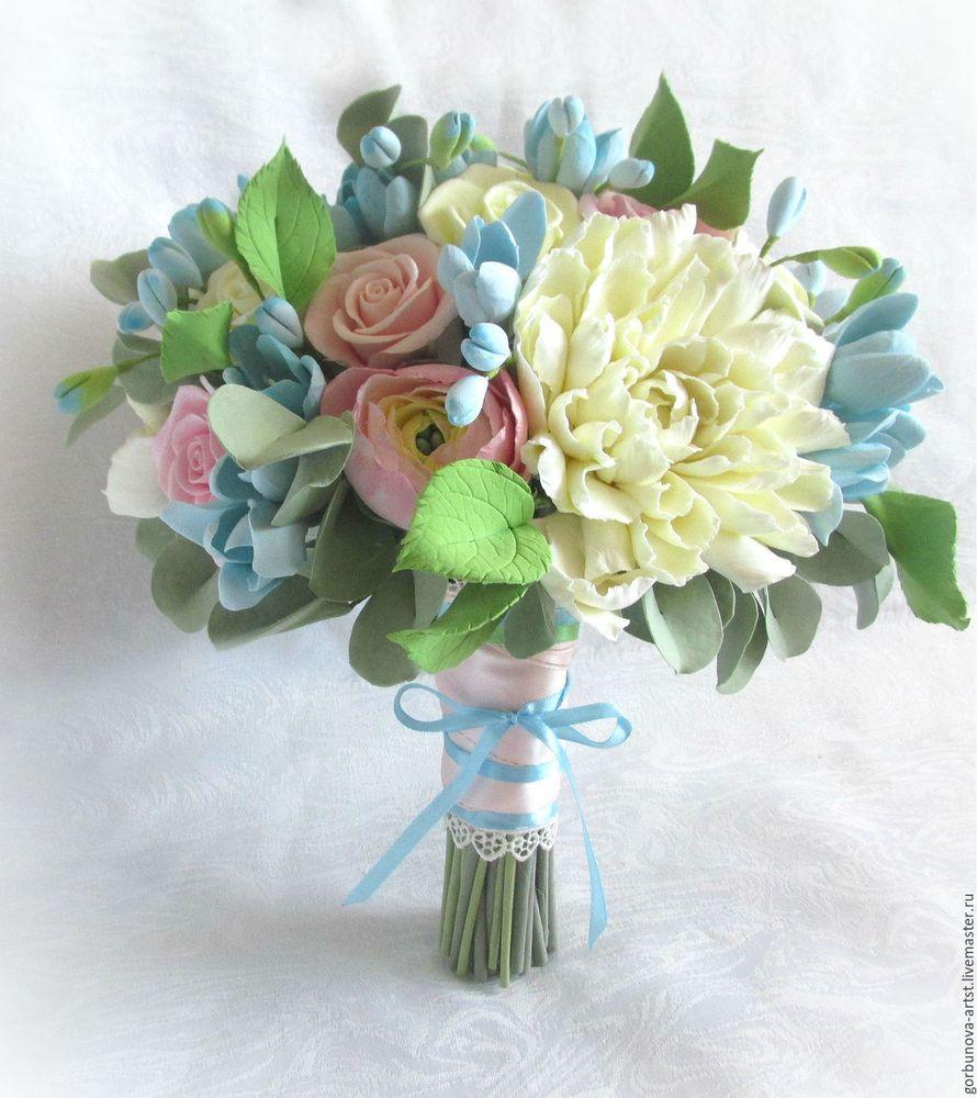 """Фото 11541230 в коллекции Букеты и композиции по любому поводу - Студия декора и флористики """"Magnolia flowers"""""""
