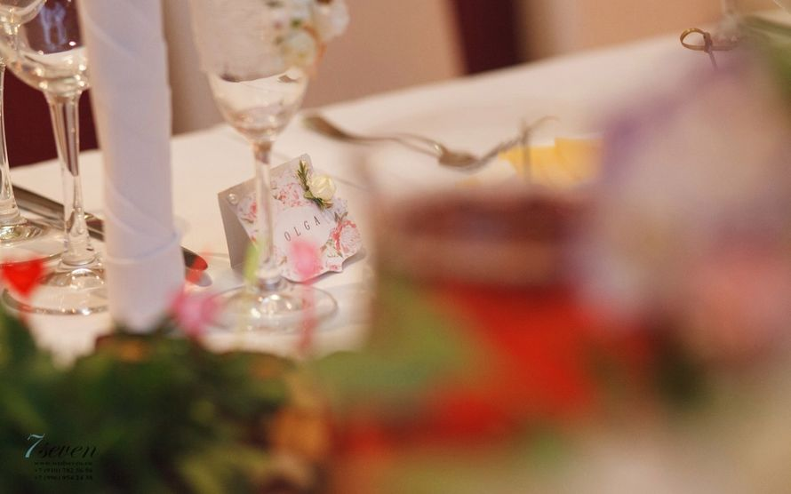 "Фото 12589916 в коллекции Ресторан ""Орхидея""  - Арт-студия декора и флористики ""кАРТон"" (7seven)"