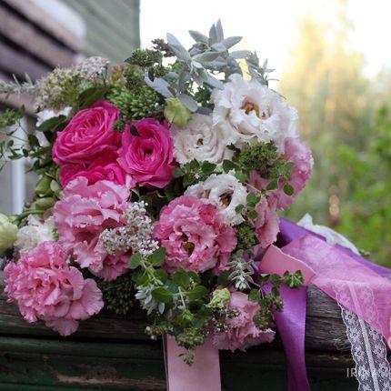 """Букет невесты"""" Розовые облака"""""""