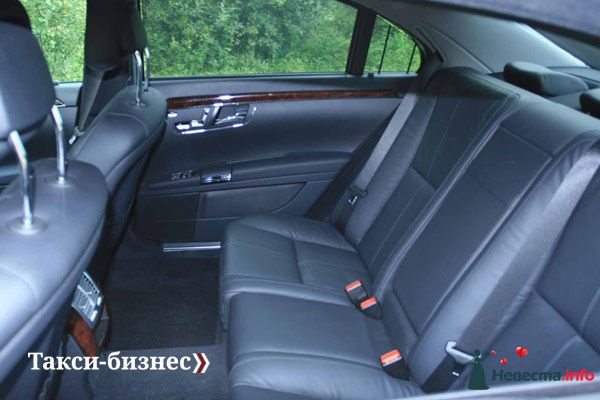 Такси Mercedes-Benz S-class - фото 83976 Невеста01