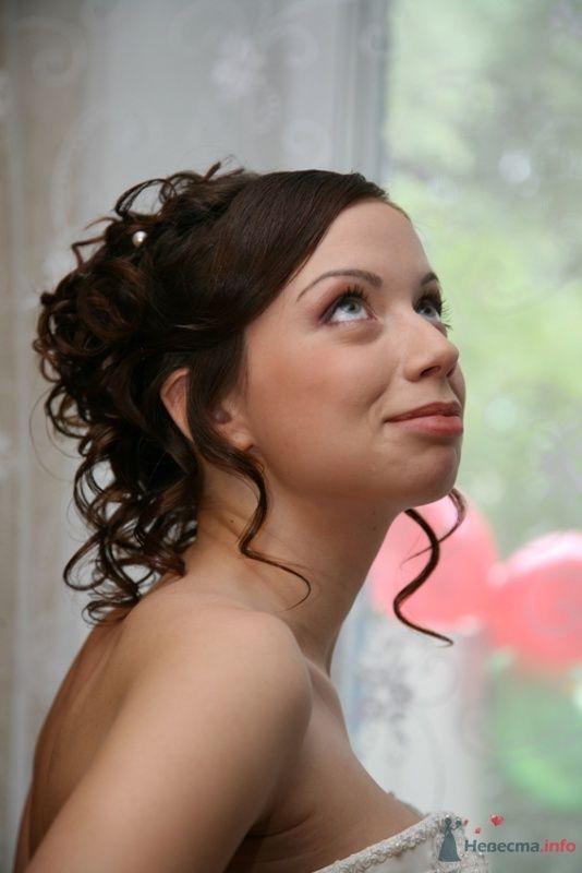Свадебная прическа и свадебный макияж - фото 40962 Стилист-визажист Кандалова Елена