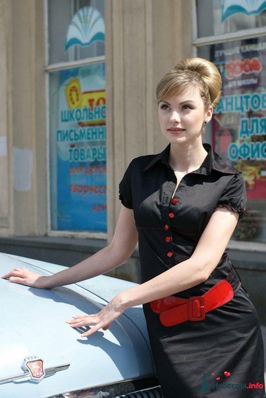 Образ ретро 60-х - фото 105241 Стилист-визажист Кандалова Елена