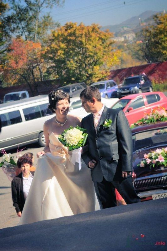 Фото 57651 в коллекции Наша свадьба глазами Катерины Черкашиной - Солнышонок