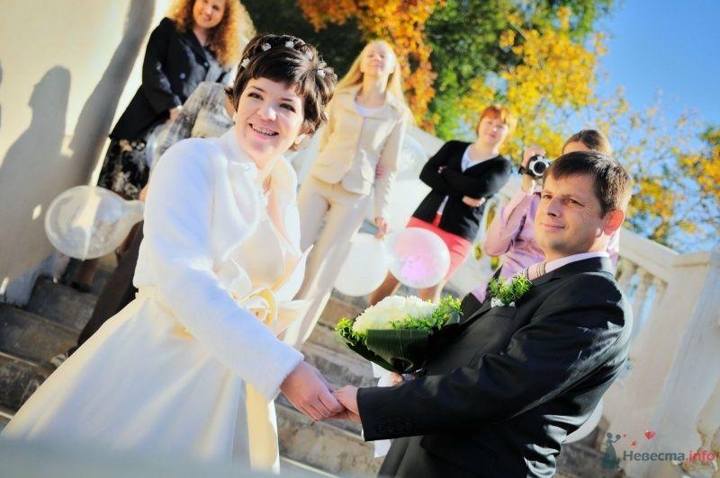 Фото 57662 в коллекции Наша свадьба глазами Катерины Черкашиной - Солнышонок