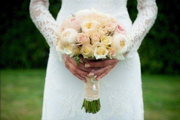 Букет Катюши  июль 2014 - фото 6666870 Свадебный организатор Мария Лаврухина