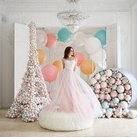 Свадьба в стиле Guerlain. Декор Lid's Event House