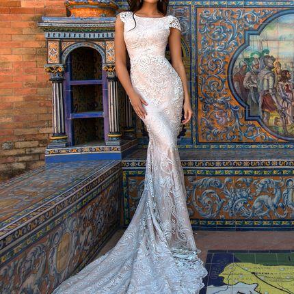 Свадебное платье Crystal Design Ostin