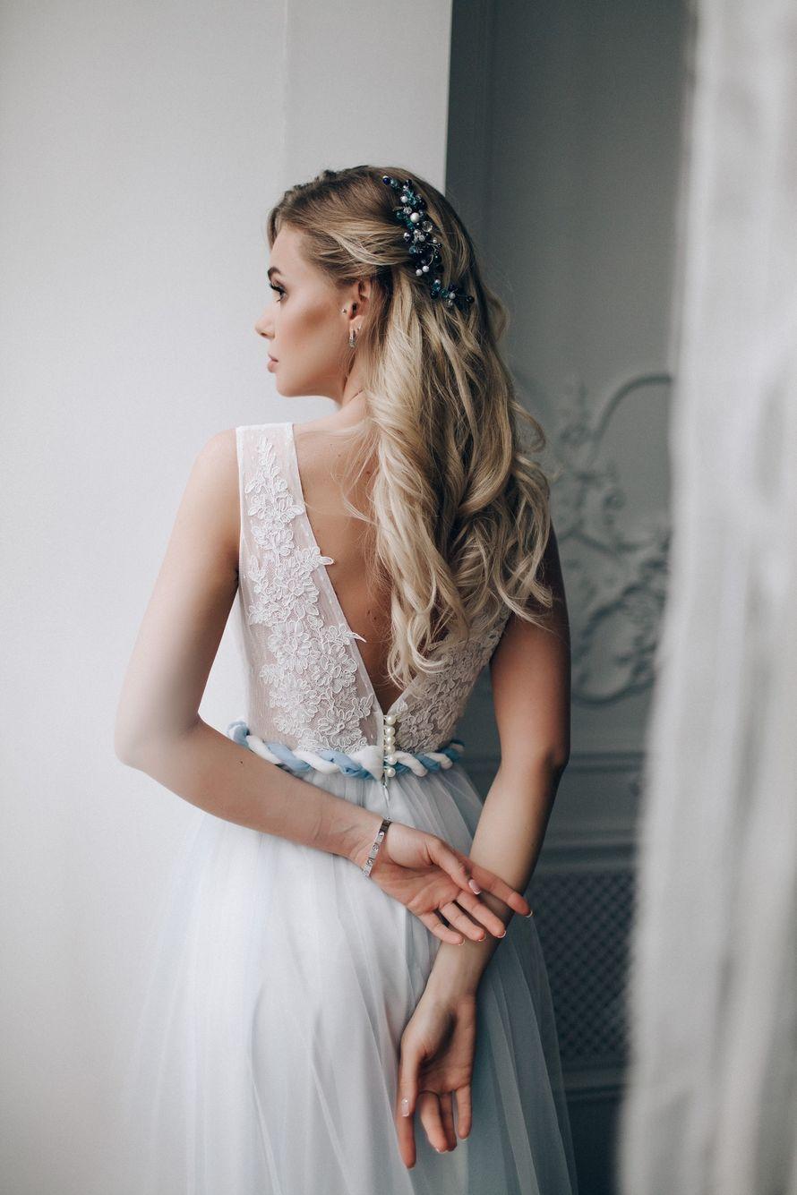 Фото 17388108 в коллекции Утро невесты 16.04.18 в NakedSky - Стилист Валерия Бурнаева