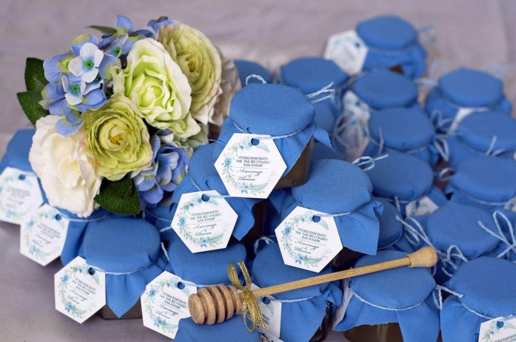"""Фото 17613312 в коллекции Свадьба Иванны и Александра - Компания медовых подарков """"Sweet honey"""""""
