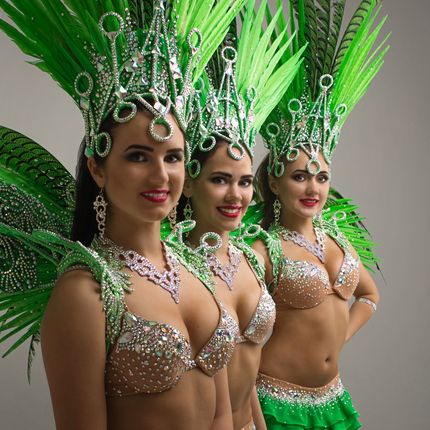 Шоу-балет Exotic Art - 3 номера, 3 девушки