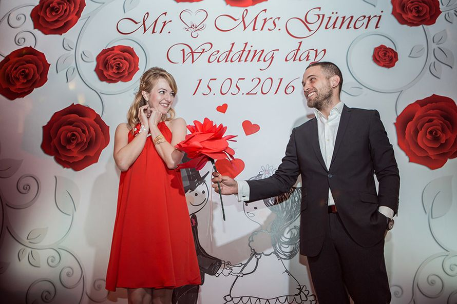 "Фото 11752824 в коллекции Свадьба Анастасии и Мурата - Свадебное агентство ""Your Perfect Wedding"""