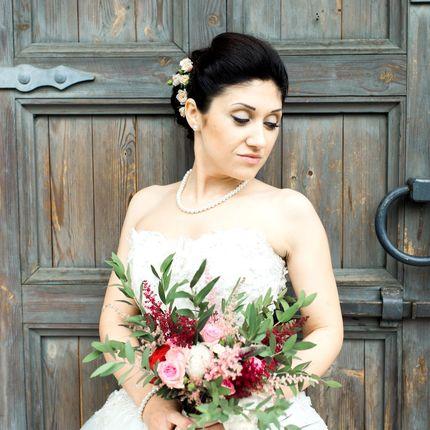 Свадебный образ невесты, с репетицией и выездом