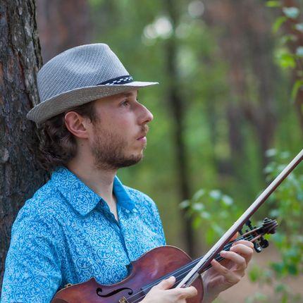 Выступление скрипача-виртуоза