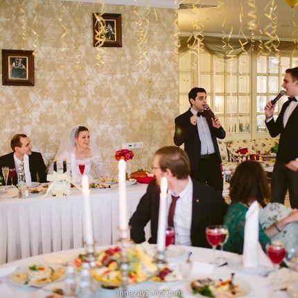 Проведение свадьбы + Dj, 6 часов + сюрприз - Оптимальный пакет