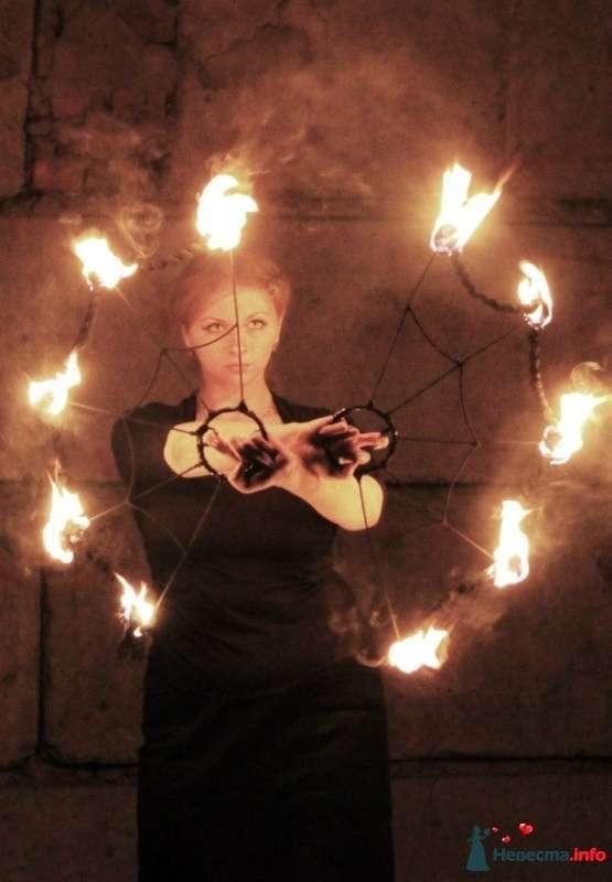 """Фото 467813 в коллекции Мои фотографии -  """"Симметрия"""" - огненное и пиротехническое шоу"""