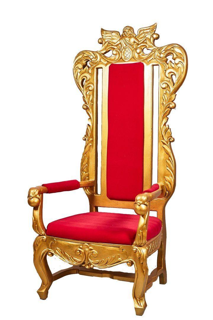 царский трон фото