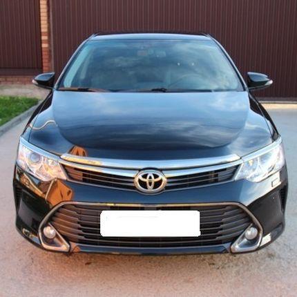 Аренда авто Toyota Camry New