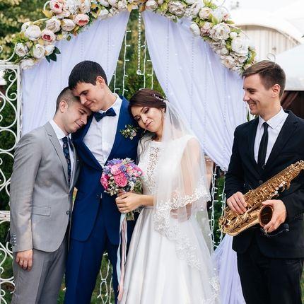 Проведение свадьбы, 6 часов + диджей