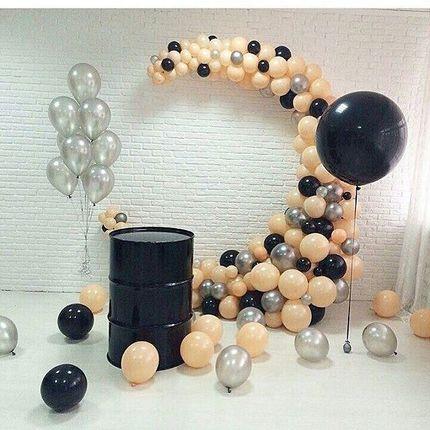 Воздушная гирлянда из шаров, 1 метр