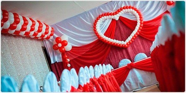 """Фото 17776640 в коллекции Свадьба в красном. Примеры - """"Волшебный мир"""" - студия оформления свадеб"""