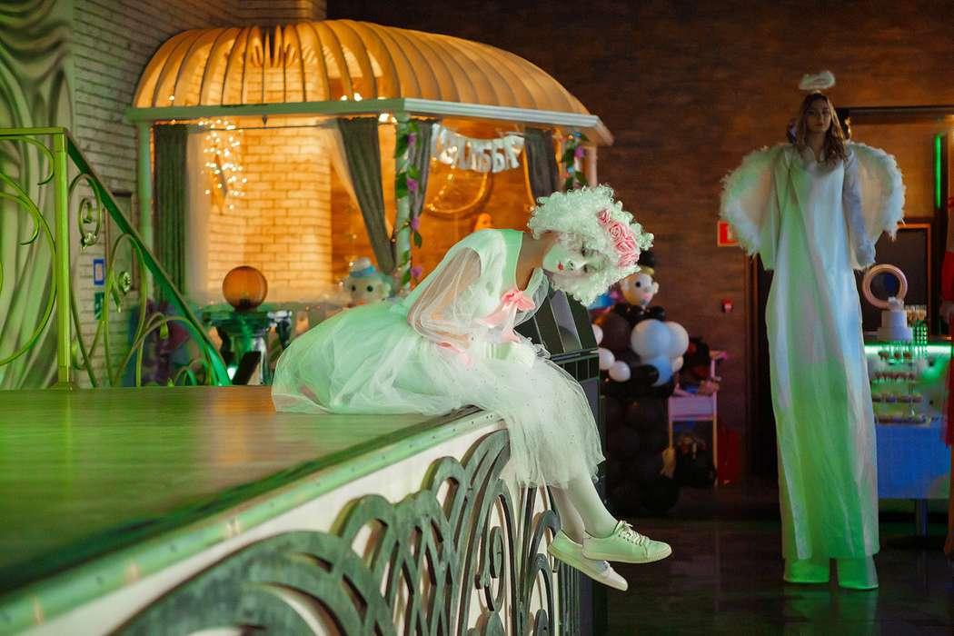"""Фото 18748636 в коллекции """"Вечерний сад"""" - оформление свадебной беседки с горкой шампанского - """"Волшебный мир"""" - студия оформления свадеб"""