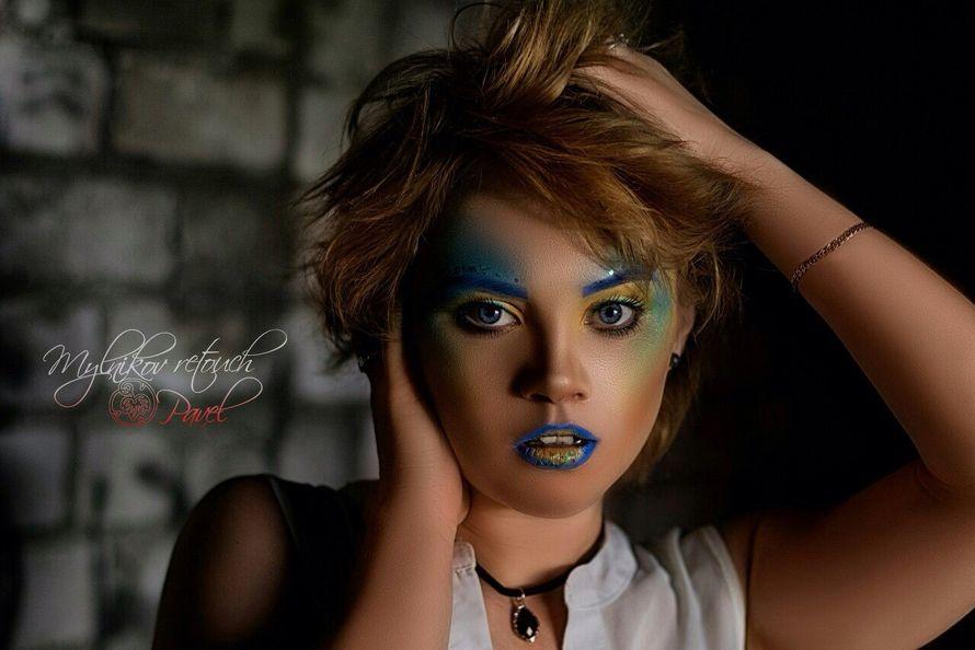 Фото 11873290 в коллекции Профессиональный макияж и причёски - Стилист-визажист Виктория Барычева