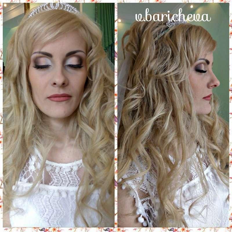 Фото 11873312 в коллекции Профессиональный макияж и причёски - Стилист-визажист Виктория Барычева