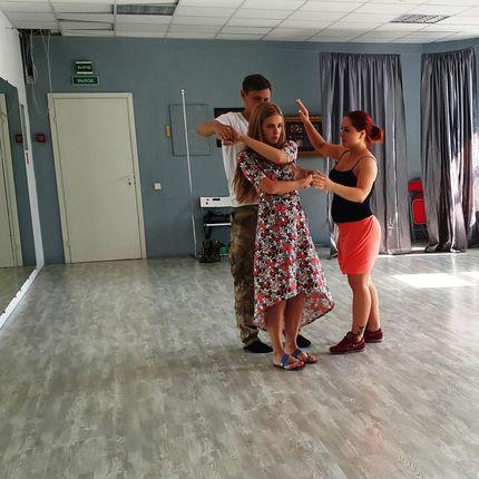 Постановка свадебного танца Standart (8 занятий)