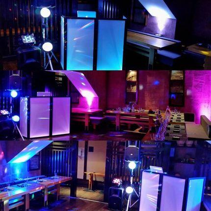 DJ, аппаратура и световое оформление на вашу свадьбу