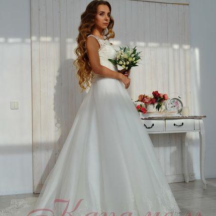 """Свадебное платье """"Шарлиз"""""""