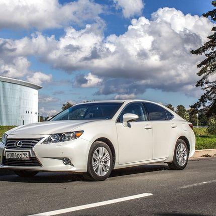 Аренда авто Lexus ES250, цена за 1 час