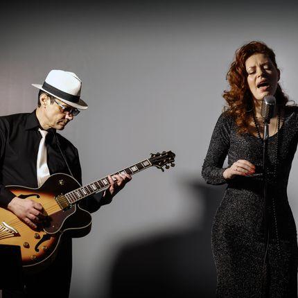 Дуэт - музыканты и певица