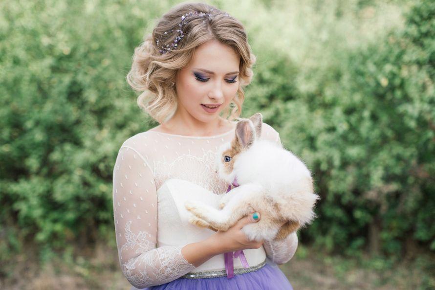 """Нестандартные свадебные фотосессии с животными!!!! - фото 11973862 """"Сто зверей"""" - агентство дрессированных животных"""