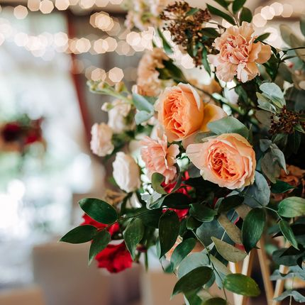 Композиции (живые цветы), цена от