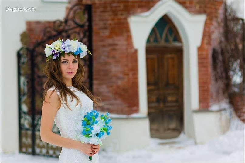 Фото 11946372 в коллекции невесты - Флорист-оформитель Карина Белая