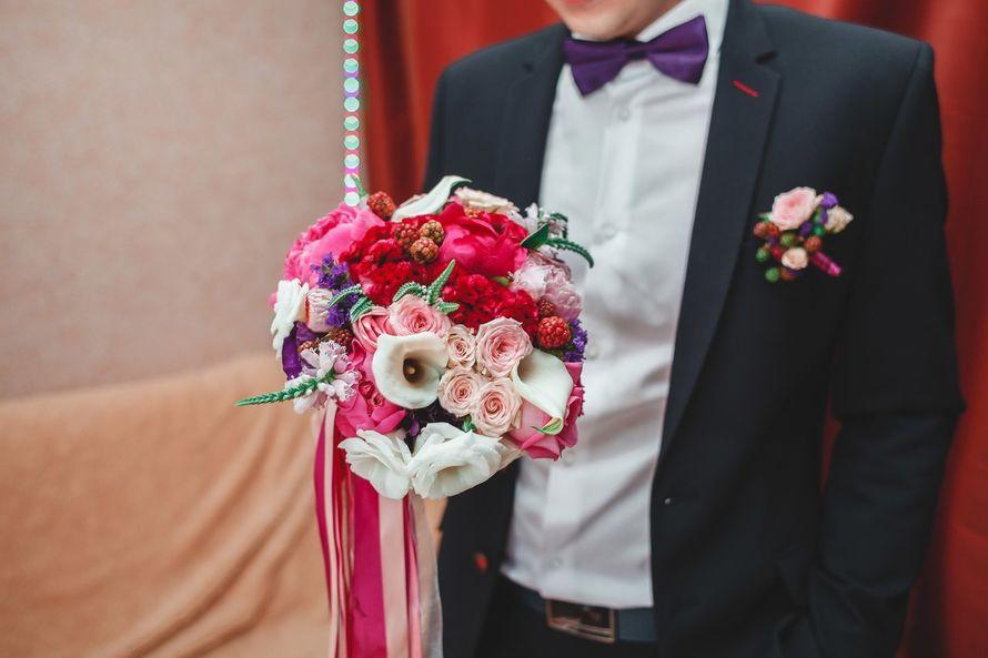 Фото 11946462 в коллекции женихи - Флорист-оформитель Карина Белая