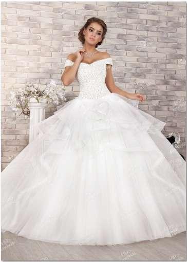 """Роскошное  свадебное  платье. Цена   79800  рублей. - фото 11960726 Интернет-магазин свадебных платьев """"Fleur d'Orange"""""""