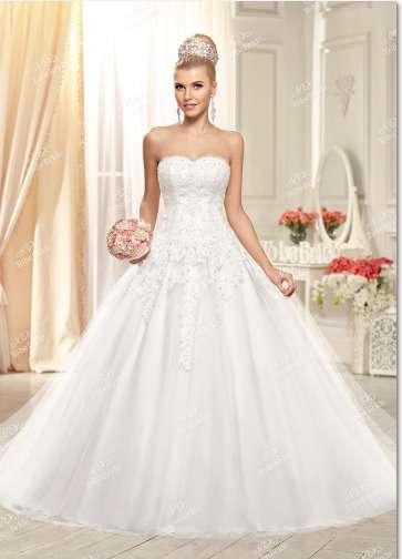 """Свадебное  платье  To be  Bride - фото 11963822 Интернет-магазин свадебных платьев """"Fleur d'Orange"""""""